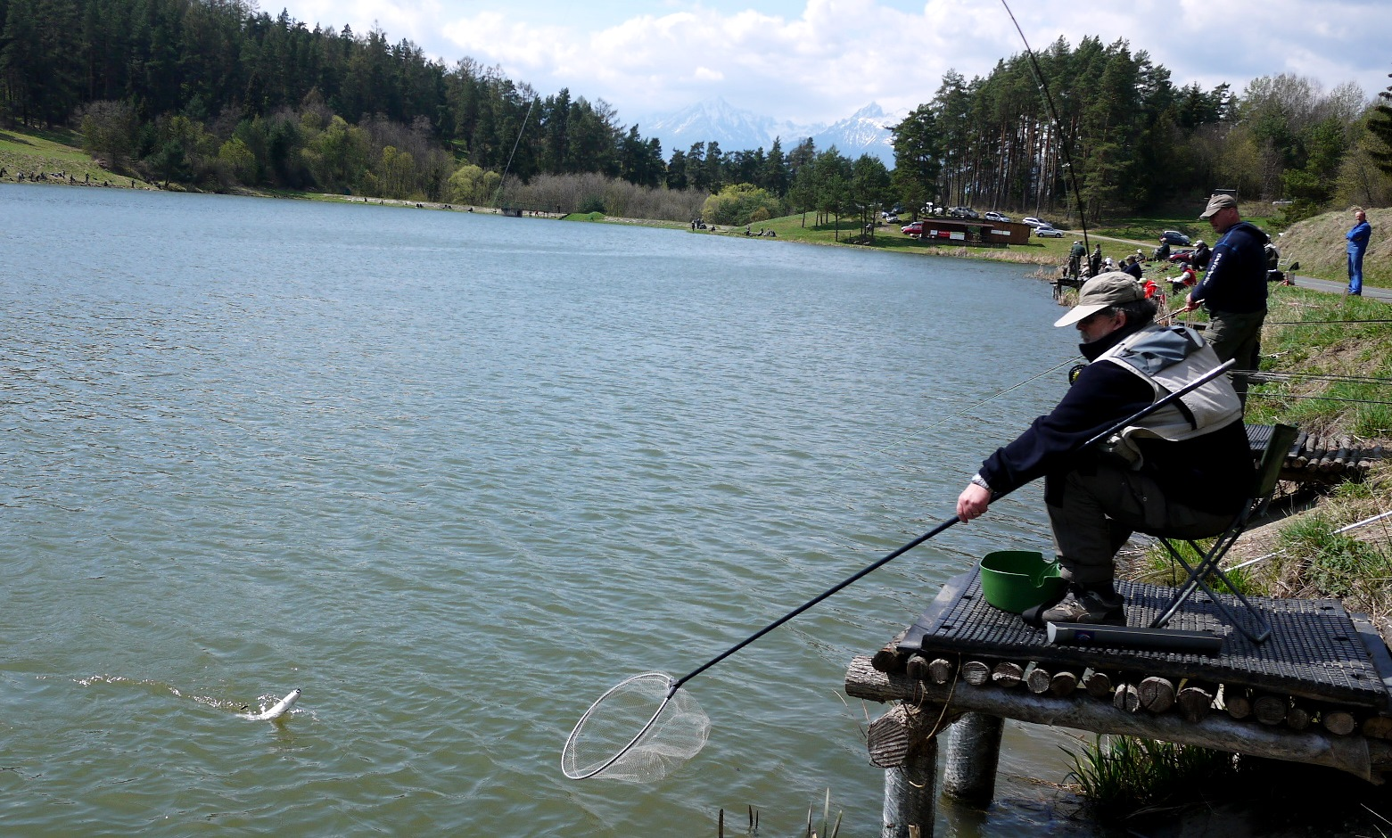 Slovakia for Fly fishing competitions