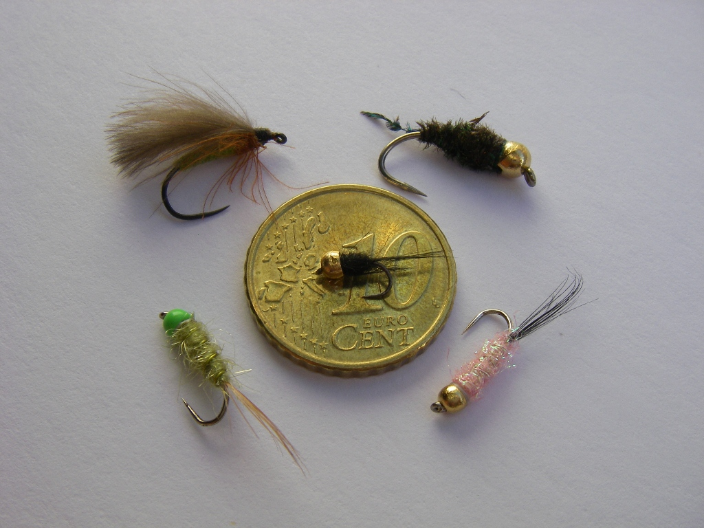 This was the background of the article. The dryfly was a gift from Milan or Jiri. I think it was Milan.