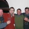 czechs and ausies, Mark, Pavel, Tomáš and Luke